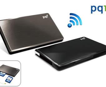 Обзор беспроводного накопителя PQI AirDrive