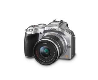 Беззеркальная камера Panasonic Lumix DMC-G5: 16 МП, поворотный экран и новенький процессор