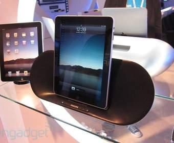 Мини-обзор настольно-портативной акустики Philips Fidelio DS8550 для iPhone и iPod