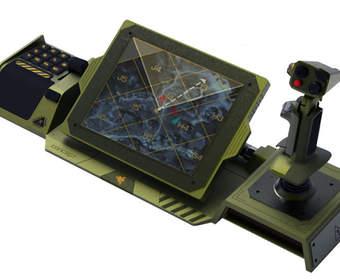 Контроллер Razer Artemis: почувствуй себя пилотом робота