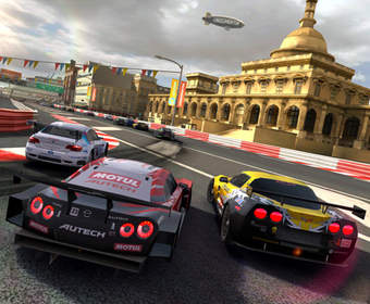 Обзор игры для iPad: Real Racing 2 HD