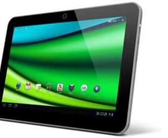 Новый планшет Toshiba Regza AT200