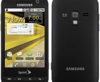 Sprint представляет Samsung Conquer 4G