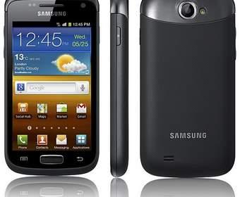 Обзор Android-устройства Samsung Galaxy W