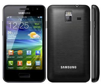 Обзор bada-смартфона Samsung S7250