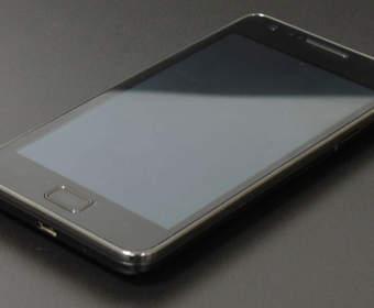 Подробный обзор смартфона Samsung Galaxy S II (GT-i9100) на Android