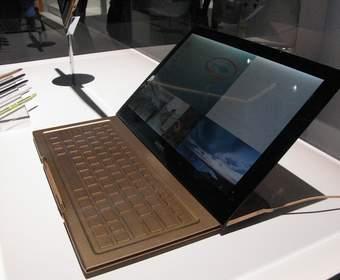Slate Sony и Vaio Hybrid: планшеты будущего
