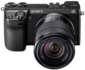 Обзор беззеркальной камеры Sony Alpha NEX-7