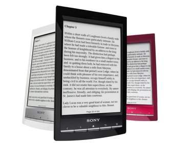 Обзор Sony Reader PRS-T1