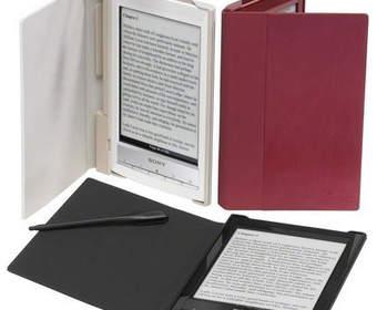 Обзор электронной книги Sony Reader PRS-T1