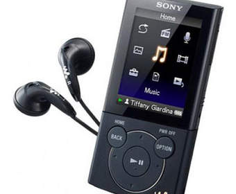 Обзор плеера Sony WALKMAN NWZ-S763BT