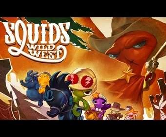 Обзор игры для iPad: Squids Wild West