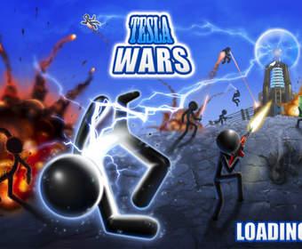 Обзор игры для iPad: Tesla Wars HD