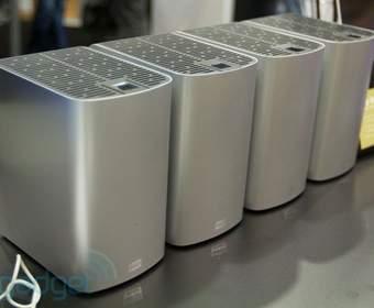 Микрообзор внешнего накопителя Western Digital MyBook Thunderbolt Duo