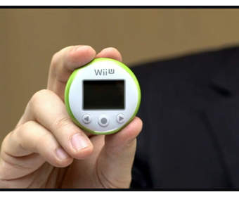 E3 2012: Wii Fit U Pedometer поможет игрокам вести учёт физической активности