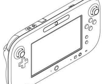 Накануне представления Nintendo изменила дизайн контроллера Wii U?