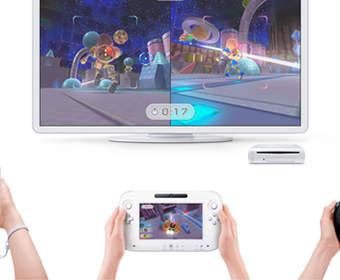 Nintendo работает над поддержкой в Wii U двух планшетных контроллеров