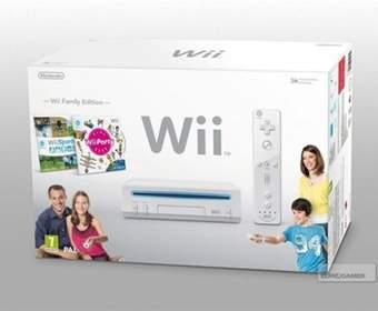 Nintendo Wii в декабре предстанет в новом дизайне