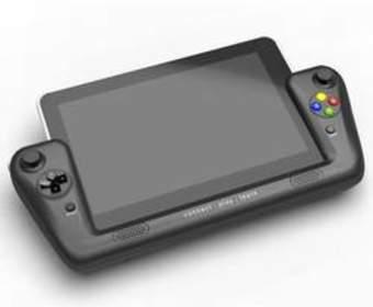 WikiPad станет игровым планшетным устройством