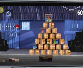 Angry Birds можно найти теперь и на Windows Phone 7
