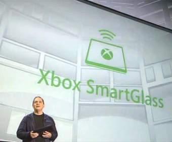 Очки будущего? Нет, игровой сервис Xbox SmartGlass
