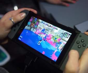 Во что поиграть на консоли Nintendo Switch?