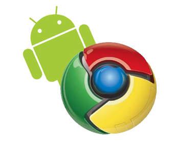 Android. Выпущена бета-версия мобильного браузера Chrome