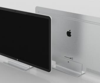 Концепт iTV: в будущем телевизор Apple может выглядеть так