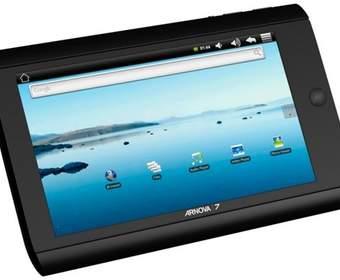 Archos Arnova 7 представляет весьма простой Android-планшет за за 99 евро