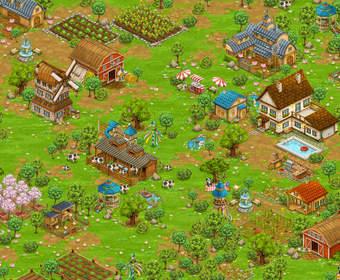 Популярные игры в жанре ферма