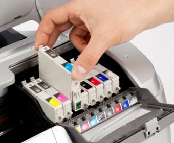 Выбор картриджа для принтера