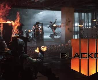Первое мнение о королевской битве Blackout в Call of Duty: Black Ops 4