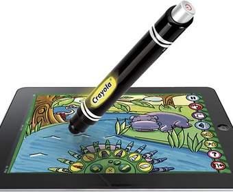 iPad для детских рисунков