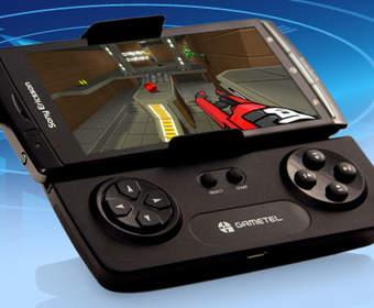 Gametel сделает из Android-смартфона Xperia PLAY
