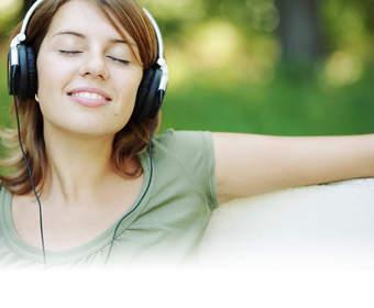 Слушайте музыку в любое время