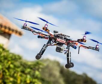 Качественное программное обеспечение БПЛА позволяет расширить функциональность этих летательных аппаратов