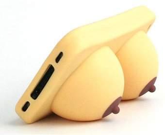 Сексуальная подставка для iPhone