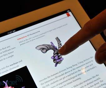 Apple показала приложение iBooks 2
