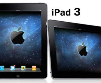 Подробности об iPad 3 и его корпусе
