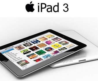 Возможная дата анонса iPad 3 и немного слухов