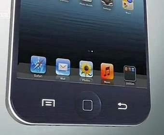 Что получится, если скрестить iPhone 5 и Samsung Galaxy S III?
