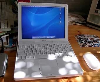 Apple не будет продавать белые ноутбуки