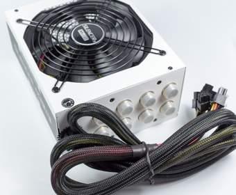 Все про компьютерные блоки питания на примере Silencer MK III 750 W