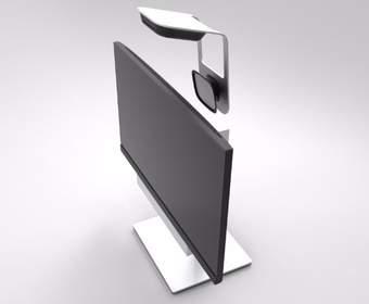 3D Z-камера HP обеспечивает захват Sprout 3D на любом компьютере