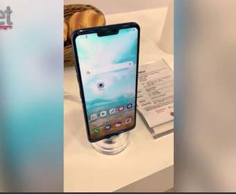 LG представила в виде концепта телефон G7