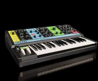 Moog Grandmother - ретро-вдохновленный синтезатор для всех уровней мастерства