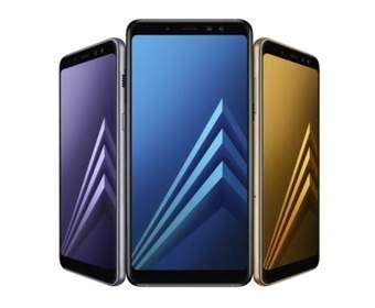 Новые устройства Samsung A8 и A8 Plus оснащены двойной селфи камерой