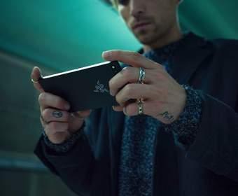 Razer дает своему телефону крупное обновление камеры