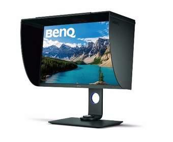 BenQ представила 4K HDR-монитор для графических профи
