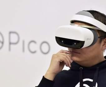 Отдельная гарнитура 6DoF VR от Pico совместима с Vive Wave